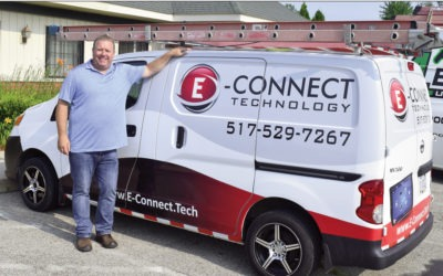 E-Connect Technologies Is Open